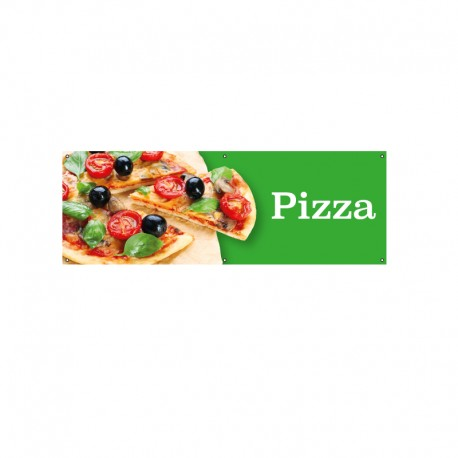 Bâche PVC PIZZA