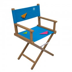 Chaise de réalisateur personnalisable Deauville
