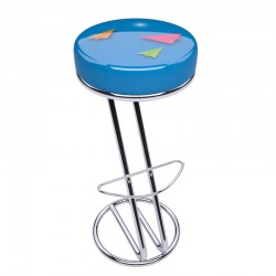 Tabouret de bar personnalisable BILBAO