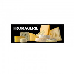 Bâche PVC FROMAGERIE