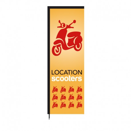 Voile Atlas LOCATION SCOOTERS