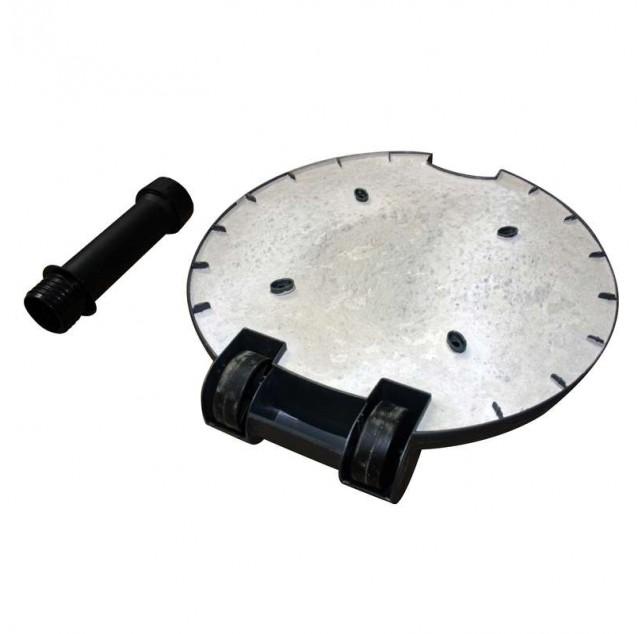 Pied parasol - Ø 50 cm - 40 kg