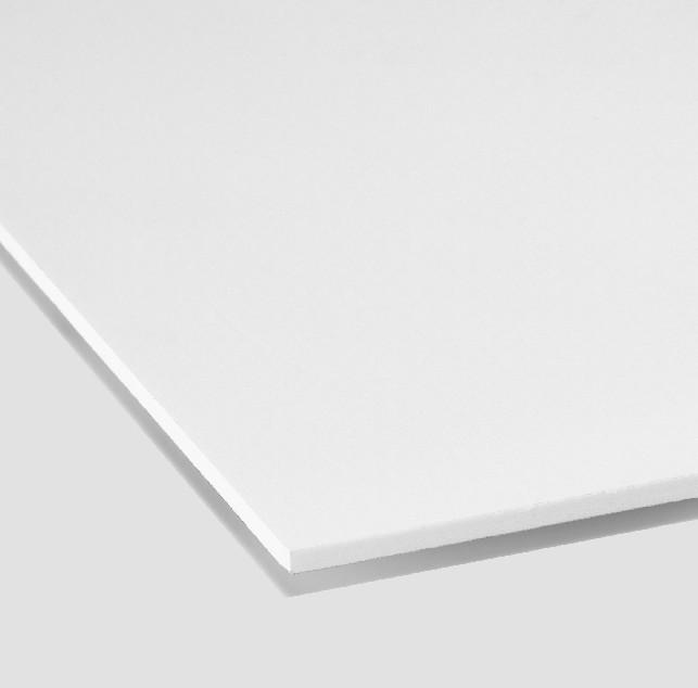 Panneau rigide en PVC expansé