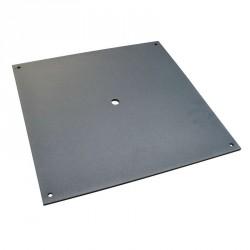 Plaque additionnelle pour platine carrée 40x40 cm