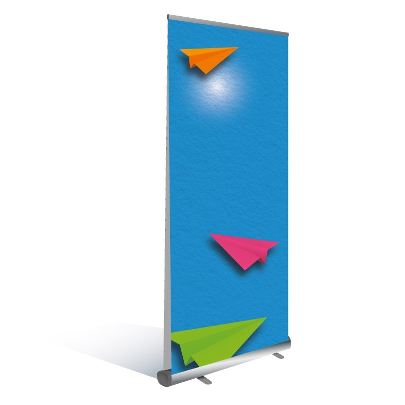 Roll-up Recto - Verso