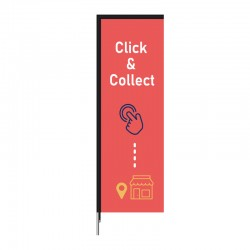 Voile Atlas CLICK & COLLECT