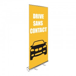 Roll-up DRIVE SANS CONTACT