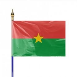 Drapeau pays BURKINA FASO