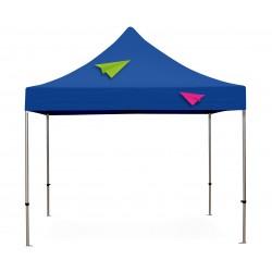 Tente pliante LIGHT 3x6m pour utilisation occasionnelle