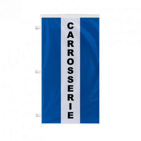 Pavillon CARROSSERIE vertical 220 x 120 cm
