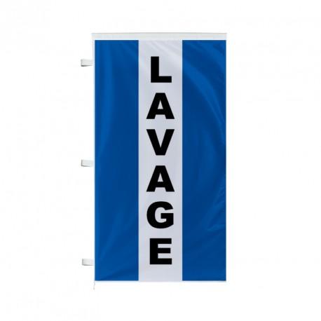 Pavillon LAVAGE vertical 220 x 120 cm
