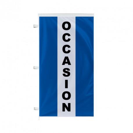 Pavillon OCCASION vertical 220 x 120 cm