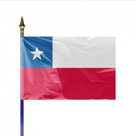 Drapeau pays CHILI