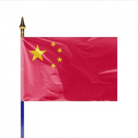 Drapeau pays CHINE