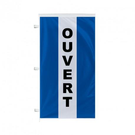 Pavillon OUVERT vertical 220x120 cm