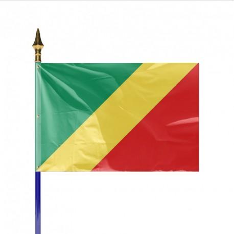 Drapeau pays CONGO