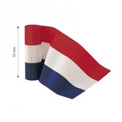 Ruban tricolore, prix au mètre linéaire