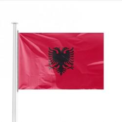 Pavillon pays ALBANIE