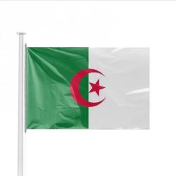 Pavillon pays ALGERIE