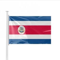 Pavillon pays COSTA RICA