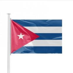 Drapeau pays CUBA