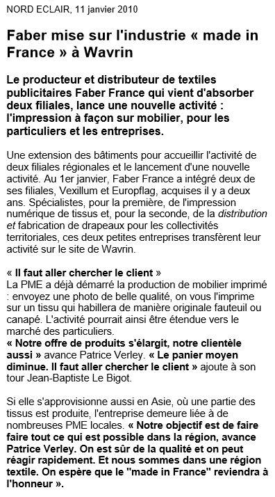 Assez On parle de Faber France - Faber France RZ44